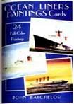 Ocean Liners (Postcard Booklet)
