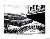 Lusitania and Mauretania Advertising Brochure