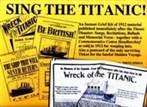 Sing The Titanic