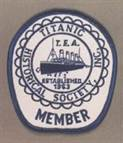 THS Member Patch