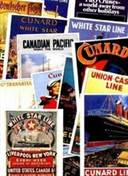 Postcards of World Famous Passenger Lines (3)