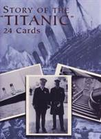 Story of the 'TITANIC' in 24 Postcards