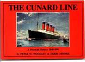 Cunard Line, A Pictoral History 1840-1990