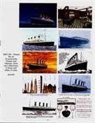 Titanic Postcards (Set no.1)
