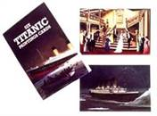 Titanic Mini-Postcard Booklet