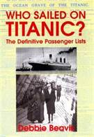 Who Sailed on Titanic