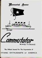 The Titanic Commutator Issue 008