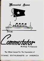 The Titanic Commutator Issue 008