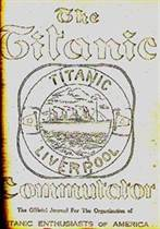 The Titanic Commutator Issue 019