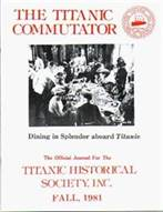 The Titanic Commutator Issue 074