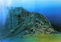The Wreck of HMHS Britannic