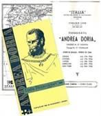 ANDREA DORIA CABIN CLASS Passenger List