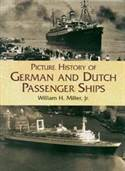 Picture History of German and Dutch Passenger Ships