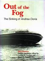 Out of the Fog, The Sinking of the Andrea Doria