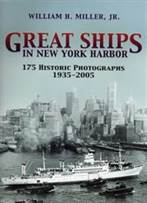 Great Ships In New York Harbor