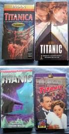 TITANIC VHS Classics VIDEO SPECIAL