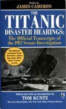 Titanic Disaster Hearings