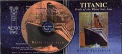 Titanic, Pride of the White Star Line CD