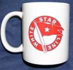 White Star Line Mug