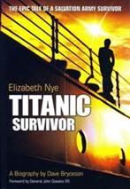 Elizabeth Nye TITANIC SURVIVOR