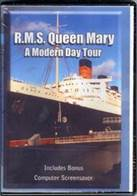R.M.S. Queen Mary - A Modern Day Tour DVD