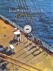THS's 45th Anniversary Convention Program