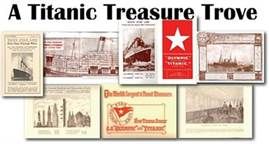 A Titanic Treasure Trove