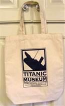 Titanic Museum Tote