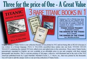 Titanic Oceanic Tragedy