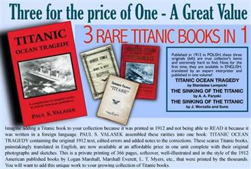 Titanic Oceanic Tragedy