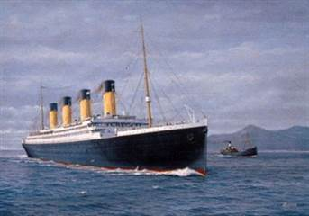RMS TITANIC – A Day to Remember
