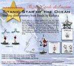 Titanic Étoile de l'océan Earrings and Pendants