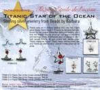 Titanic Étoile de l'océan Earrings and Pendants