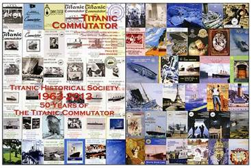 The Titanic Commutator Issue 201