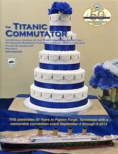 The Titanic Commutator Issue 204