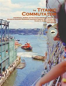 The Titanic Commutator Issue 216