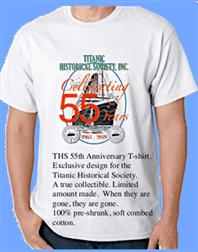 THS 55th Anniversary T-shirt