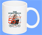 THS 55th Anniversary Traditional Ceramic 11 oz. Coffee Mug