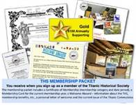 Gold Membership Packet