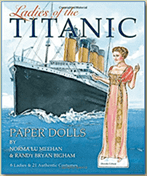 Ladies of The Titanic - Paper Dolls