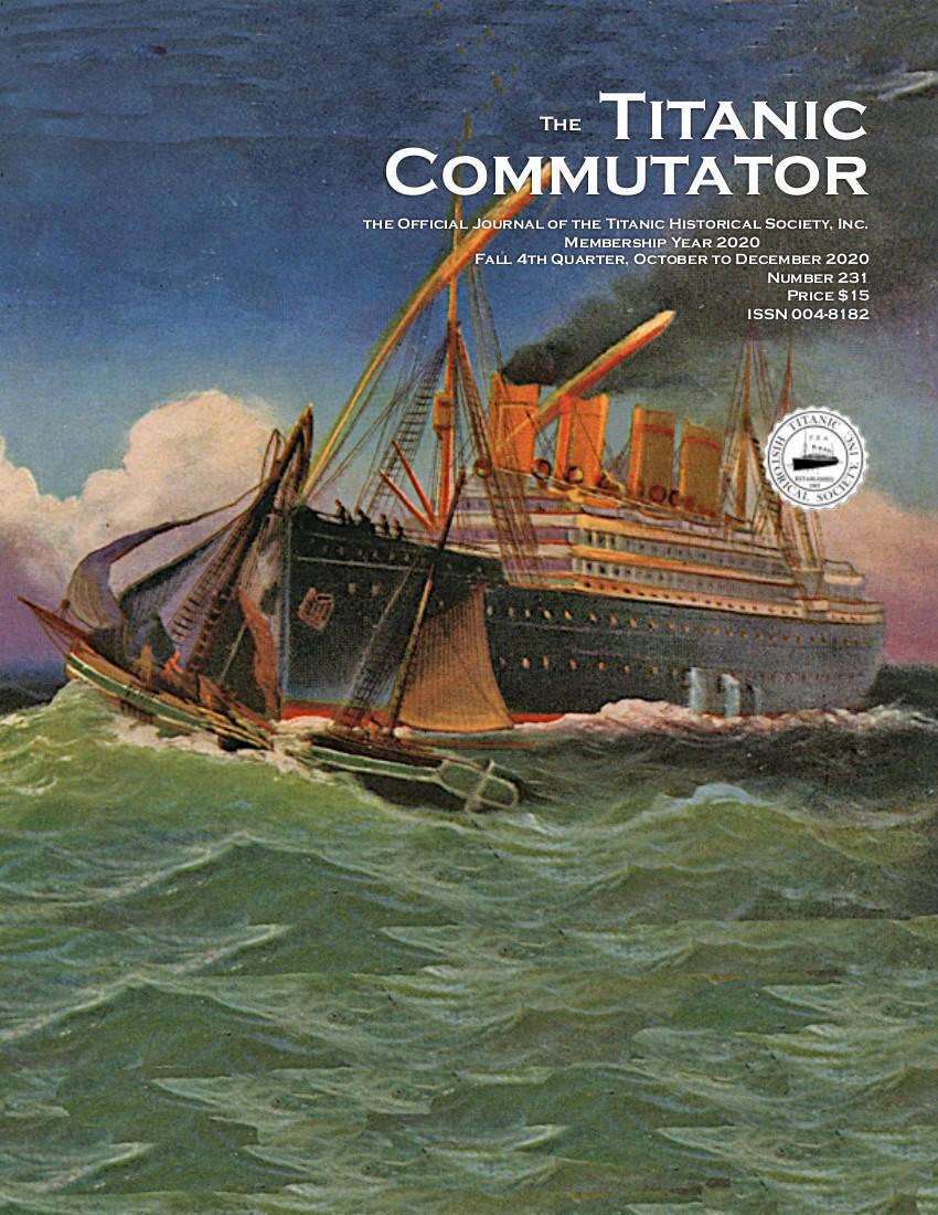 Commutator 231 Cover Front
